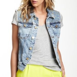 Romeo and Juliet Couture vest